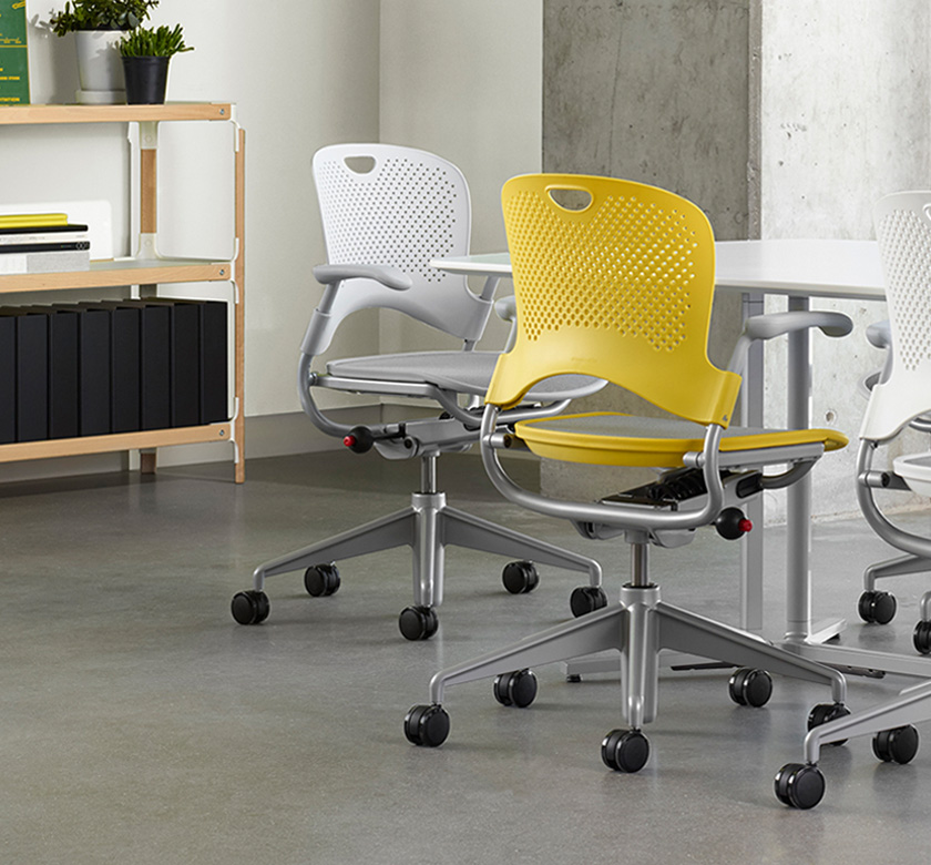 ENVIRONMENTALCaper Multipurpose Chair by Herman Miller. Herman Miller Caper Multipurpose Chair. Home Design Ideas